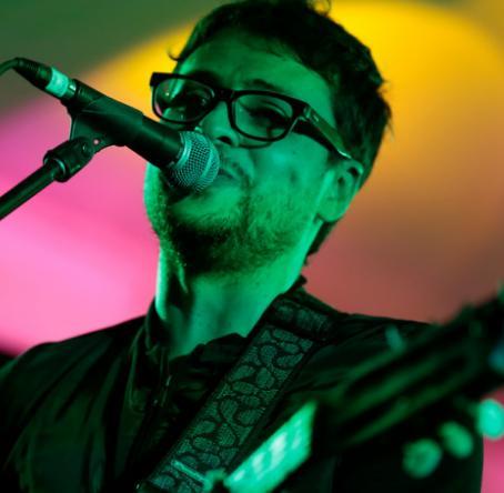 El músico nariñense Lucio Feuillet. Foto: Colprensa