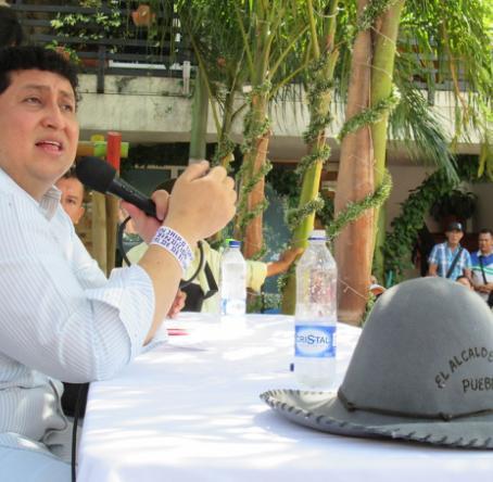 Jhon Jairo Torres, alcalde de Yopal. Foto: Colprensa