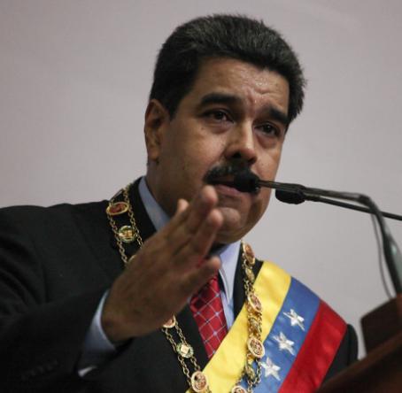 Nicolás Maduro. Foto: Colprensa.
