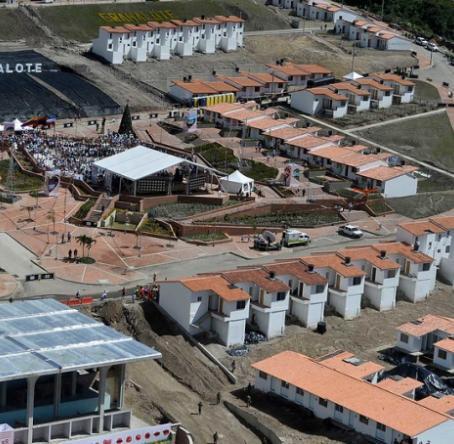 Vista del proyecto del nuevo Gramalote. Foto: Colprensa