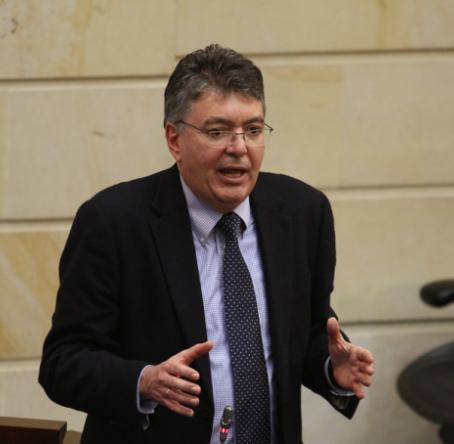 Ministro de Hacienda, Mauricio Cárdenas. Foto: Colprensa