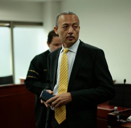 Imputación de Cargos contra el actual gobernador de la Guajira, Wilmer González Brito. Foto. Colprensa
