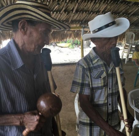 'Expedición sensorial por los Montes de María' es una iniciativa para revitalizar la dinámica cultural de una de las regiones del país más afectadas por el conflicto. Foto: Colprensa-MinCultura.