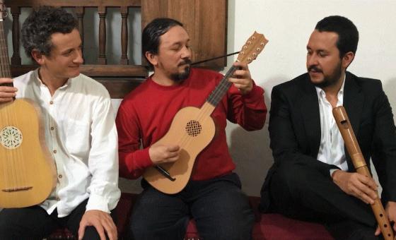 Grupo Ars Antiqua de Medellín.