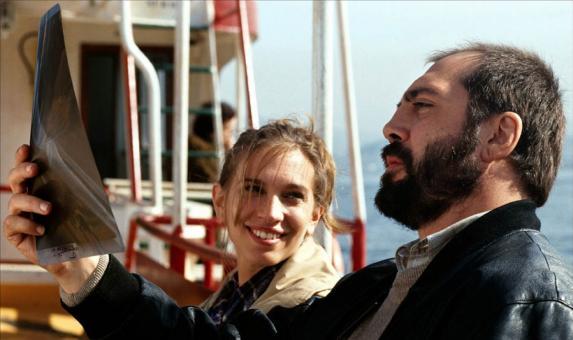 Imagen de la película 'Los lunes al sol', protagonizada por Javier Bardem.