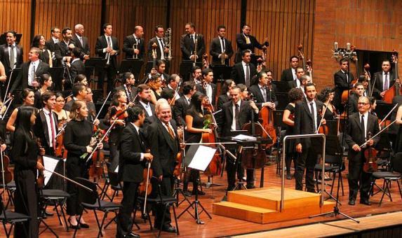 Foto: Filarmónica de Medellin.