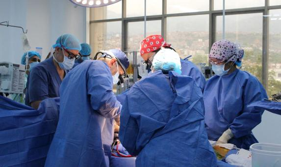 Con el antiguo HeartMate II, siete de cada 100 pacientes presentaban trombos. Con el III ya no pasará lo mismo. Foto: Fundación Cardiovascular de Colombia.