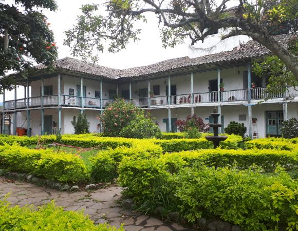 Hacienda San Antonio de Bomboná / Foto: Sandra Eraso.