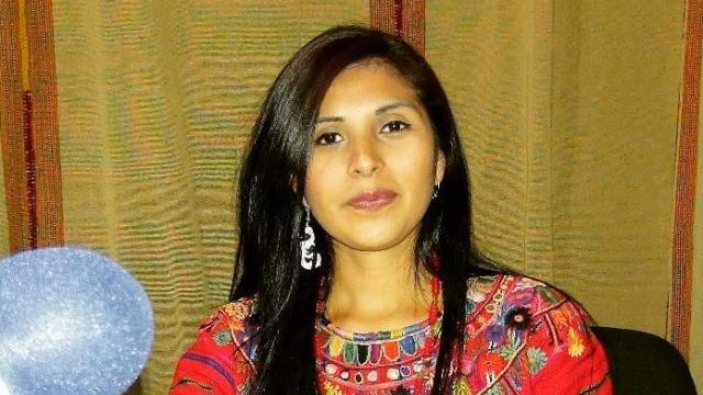 Elsa Amanda Chiquito - Guatemala
