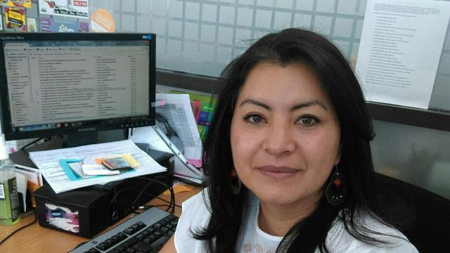 Irina Vásquez Zurita - México