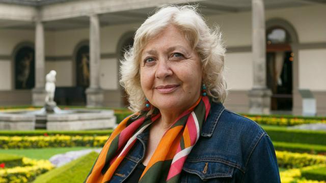 Mónica González Mujica - Chile