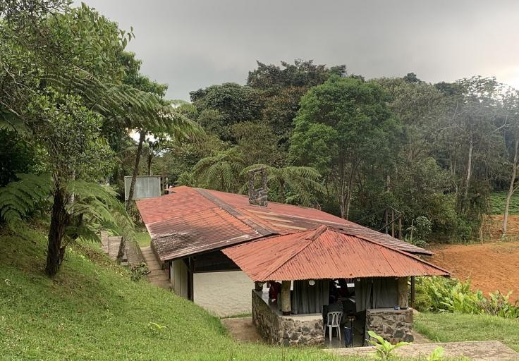 Capilla Santa María del Camino, sede de la Escuela de Música de Chicoral. Foto: María Isabel Quintero.