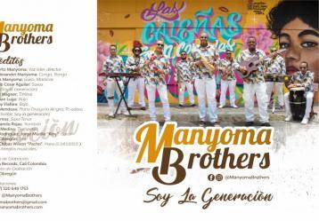 Foto: Cortesía Los Manyoma Brothers