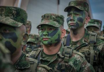 Foto: Ejército de Colombia