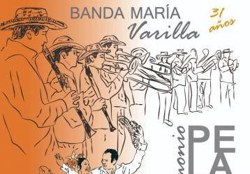 Foto: Cortesía Banda María Varilla