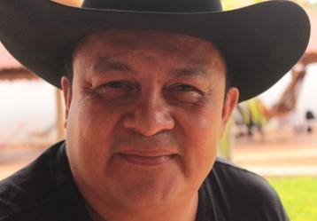 Foto: Nangibe Torres. Travesías de arpa Radio Nacional de Colombia.