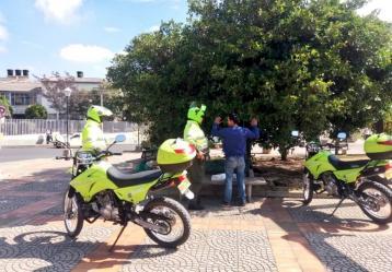 Foto: Twitter Policía de Colombia