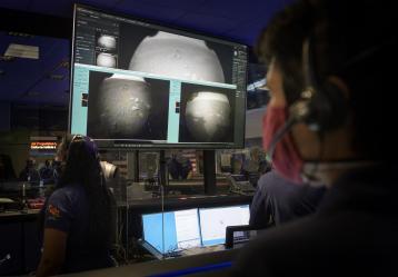 Fotos: Handout / NASA/JPL-Caltech/University of Arizona / AFP