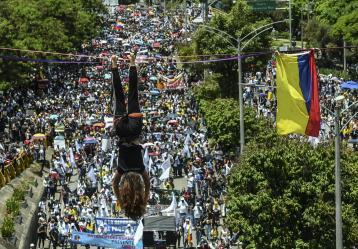JOAQUIN SARMIENTO / AFP