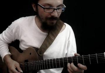 Jorge Mario Ortiz Ruiz estará presentando su propuesta 'Inmersión Sonora