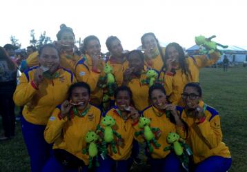 Foto: Federación Colombiana de Rugby