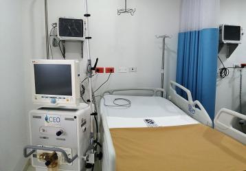 Foto: hospital Universitario San José de Popayán