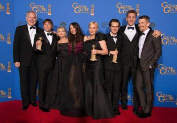 Foto: Golden Globe 2015
