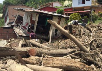 Imagen del municipio de Salgar, Antioquia. Foto: Ministerio de Vivienda