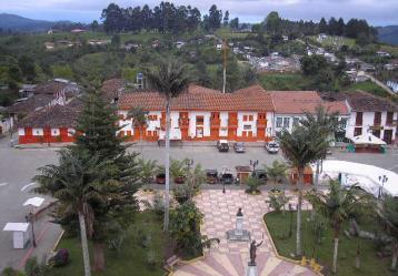 Imagen del municipio de Salento en el departamento del Quindio. Foto: Alcaldia de Salento Quindio