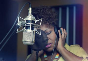 La cantante chocoana Safara. Foto: Fanpage Facebook Safara.
