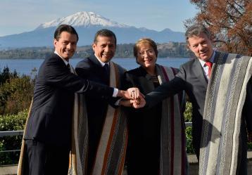 Foto: Juan Pablo Bello - SIG (Tomada de presidencia.gov,co)