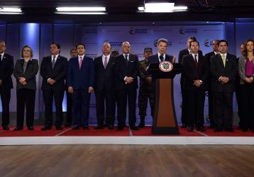 Foto: César Carrión - SIG (Tomada de presidencia.gov.co)
