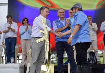 Foto. Efraín Herrera-SIG. Presidencia de la República.