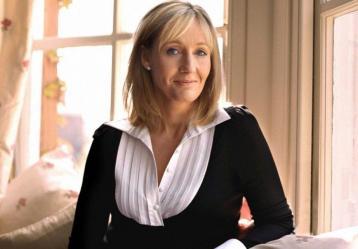 La escritora británica J.K. Rowling. Foto: Archivo EFE