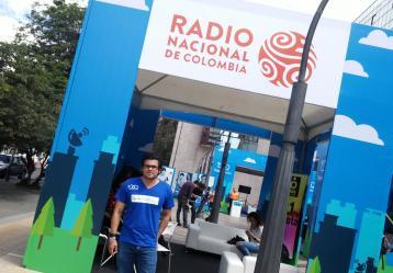 Daniel López del MinTIC en el evento Teletrabajo, ciudad sostenible