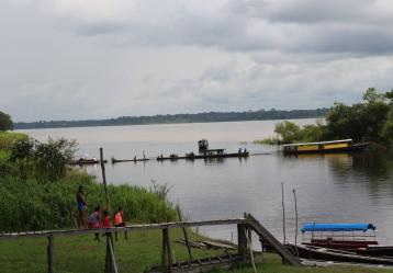 Foto: Gobernación del Amazonas