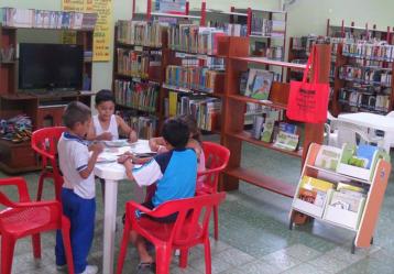 Foto: Cortesía Bibliotecas Públicas municipales