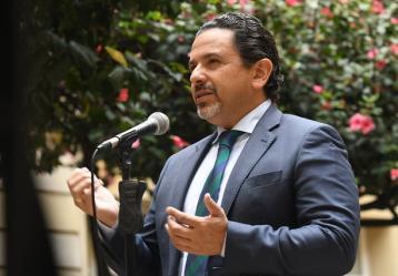 Foto: Cortesía Oficina Alto Comisionado para la Paz.