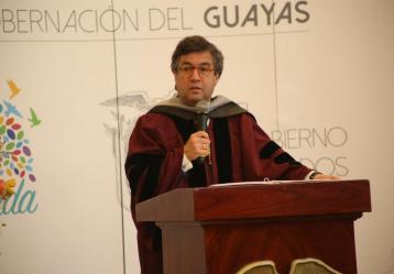 Foto: Cortesía Gobernación Provincia Guayas.