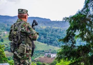 Foto: Facebook Ejército Nacional de Colombia