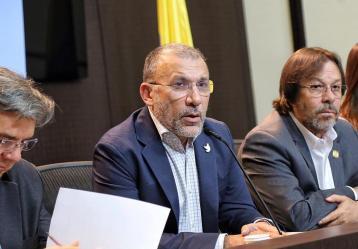 Senador Roy Barreras. Foto: Facebook Roy Barreras