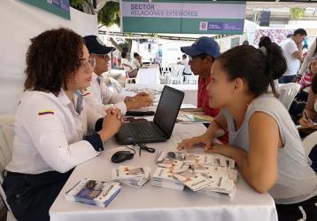 Foto: Fanpage Facebook Migración Colombia.