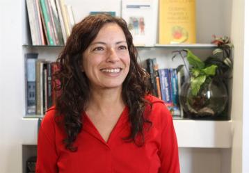 Silvia Ferreyra, coordinadora nacional de Mujeres de la Matria Latinoamericana (Mumalá).