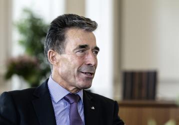 El secretario general de la OTAN, Anders Fogh Rasmussen. / Foto:EFE/NIELS AHLMANN OLESEN