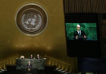 El primer ministro ucraniano, Arseniy Yatsenyuk
