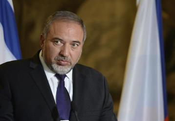 Ministro de Asuntos Exteriores de Israel, Avigdor Lieberman. Foto: EFE