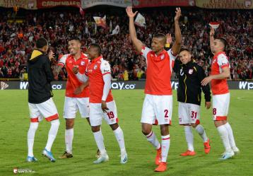 Foto: Facebook Independiente Santa Fe