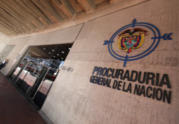 Foto: Procuraduría General de la Nación en Facebook