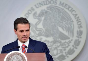 El presidente de México, Enrique Peña Nieto. Foto: Facebook Enrique Peña Nieto