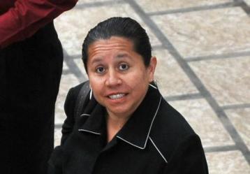 La exdirectora del DAS, María del Pilar Hurtado, se mantiene en el búnker de la Fiscalía General de la Nación